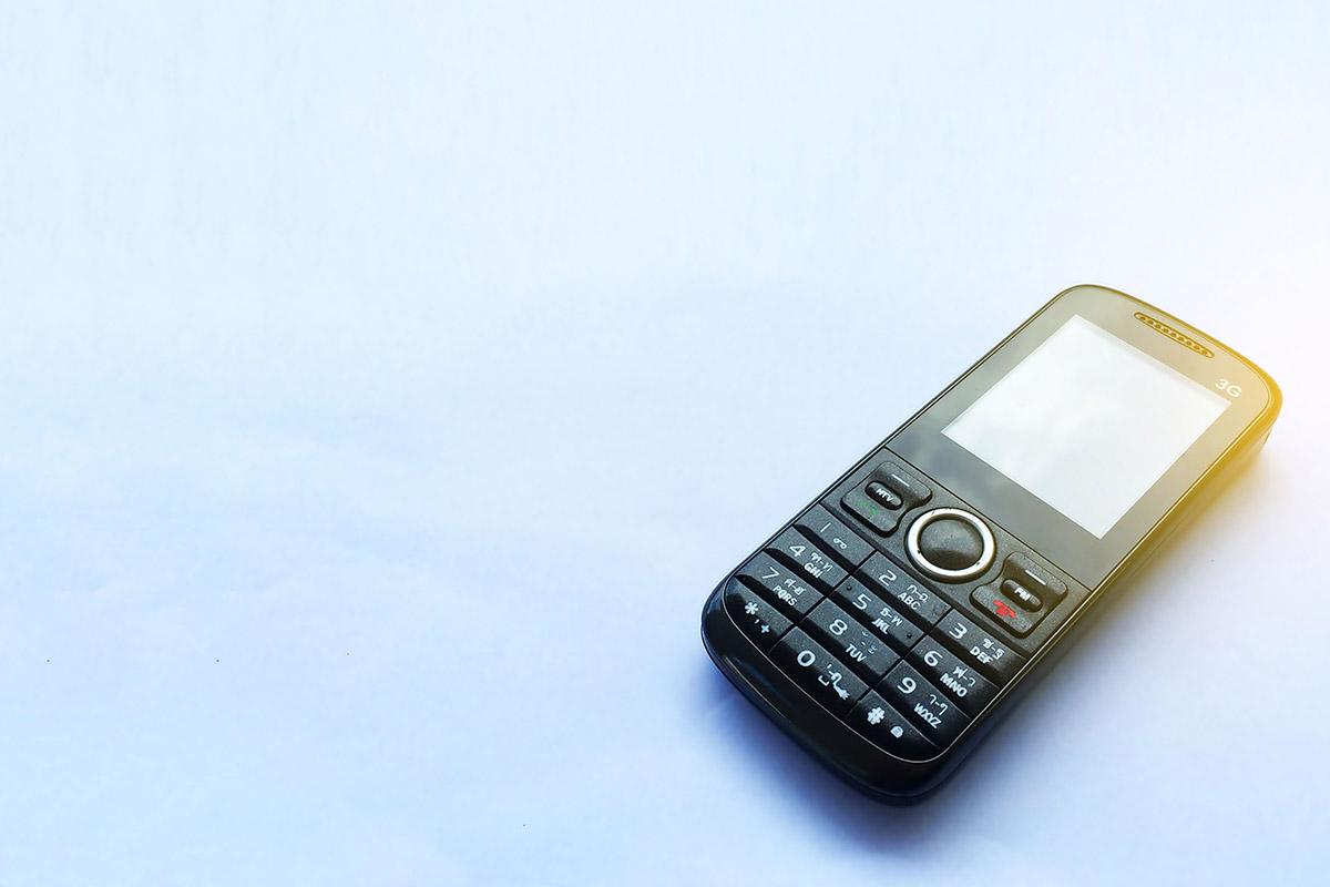 進化する携帯電話